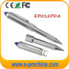 Custom Logo Pendrive Memory Disk Metal USB Flash Drive (EP012)