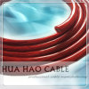 2AWG Copper Conductor Transparent PVC Jacket Car Power Cable