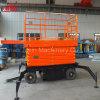 Scissor Lift Hydraulic Drive Motor Small Platform Scissor Lift
