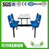 School Furniture Canteen Table and Chair on Sale (DT03H)