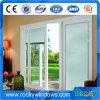 Aluminum Sliding Window with Blinds