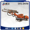 Self-Propelled Double Boom Tunnel Jumbo Drill