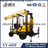 600m Portable Trailer Type Drilling Rig for Irrigation Well, Water Well