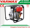 Yarmax 3 Inches Cast Iron Air Cooled Diesel High Pressure Water Pump Ce ISO Approved