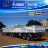 40ft Flatdeck Interlink Container Semi Trailer Chassis (20-53ft Optional)