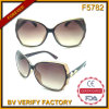 F5782 Super Cheap Top Fashion Plastic Frames Ladies Sunglass