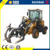 1.4ton Wood Grapple Log Grabber Wheel Loader with Quick Coupler