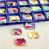 Fashion Crystal Sew on Stones Sew on Rhinestone for Dresses (SW-cosmic 16*21)