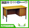 Wooden Office Table for Teacher with Drawer Office Furniture1