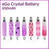 2013 Hottest EGO Diamond /Crystal Cell Battery for E-Cigar, EGO T Battery