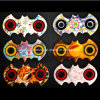 Printed Fidget Spinner Hand Spinner Finger Spinner Toys EDC Bearing Brass Finger Gyro Copper Gold Alloy Titanium Spinners