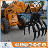 Chinese Mini Wheel Loader with Crane Grasp
