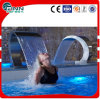 Indoor Body Massage or Garden Home Decoration Waterfall for Swimming Pool