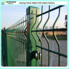 2014 China Supply Folded Galvanized Wire Mesh Fence