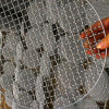 Galvanized Barbecue Grill Wire Mesh/BBQ Grill Netting Price (factory)