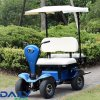 Double Seat Electric Golf Cart with Front Suspension and 36V 1600W Motor