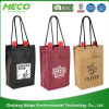 Promotional Non Woven Wine Bag/Gift Wine Bag for Wine (MECO198)