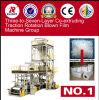 Three-Layer Rotary Die Head Film Blowing Machine Sj-45*3/FM1000 Sj-50*3/FM1200 Sj-55*3/FM1500