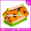 New Design Educational Shape Sort Wooden Educational Infant Toys W12D070