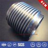 Machining Corrugated Metal Expansion Bellow Coupling / Stainless Steel Pipe Joint Bellow