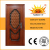 Modern Designs Security Exterior Steel Main Door for House (SC-S146)