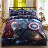 Wholesale Cheap 3D Printing Captain America Cotton Bedding Set