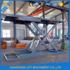 Car Scissor Lift Platform with Ce