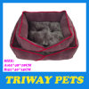 Soft Flannel Beds for Dogs and Cats (WY161048A/B)
