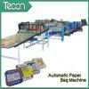 Advanced Technique Complete Automatic Cement Kraftpaper Bag Machinery (ZT9802S & HD4916BD)