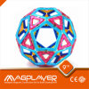 Magplayer Set DIY Educational Magnetic Toys for Preschoolers