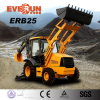Everun Brand Jcb 3xc Style Backhoe Loader with Rops&Fops