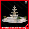 Stone Marble Carved Water Fountain for Outdoor Garden / Landscape / Yard