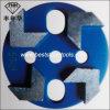 F09 Metal Bond Diamond Concrete Floor Grinding Abrasive