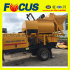 Combined Concrete Pump with Js500 Concrete Mixer