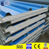 Blue EPS Sandwich Roof Panel