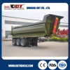 Most Reasonable Design Low Gravity Center 3 Axle Rear Dumper Trailer