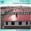 Prefabricated Social House for Refugees