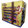Fashion Colorful Paper Cardboard Pallet Display Box for Chocolate