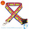 Full Colors Dye Sublimation Printed Lanyard for Promotion Gift