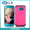 Mobile Phone Case 2 in 1 Cell Phone Case for Samsung S6