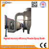 Highest Recovery Efficiency Powder Spray Booth