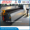 W12S-8X2500 universal 4 Rollers Steel Plate Bending and Rolling Machine