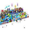 New Design Wenzhou Kids Indoor Soft Games Indoor Playground