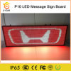 Indoor P10 LED Advertising Message Sign Board