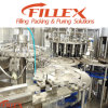 Hot Filling Beverage Rinsing Filling Capping Machine
