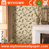 Pure Paper/Metallic/Non-Woven/PVC Vinyl Wall Paper with Low Price