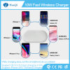 2017 Newest Fashionable Qi Fast Wireless Charger for iPhone 8/8 Plus/X