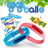 Second Generation Korea 100% Natural Silicone Anti Mosquito Repellent Repeller Bracelet Wristband