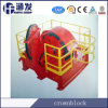 Crown Block of Drilling Rig