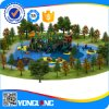 2015 Natural Environmental Top-Quality Outdoor Playground Equipment (YL-W007)